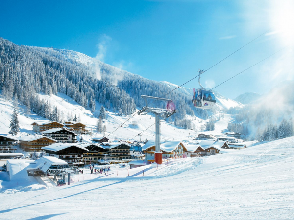 Skivakantie Oostenrijk