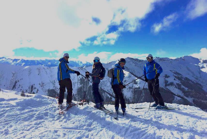 Nederlandstalige skilessen Oostenrijk