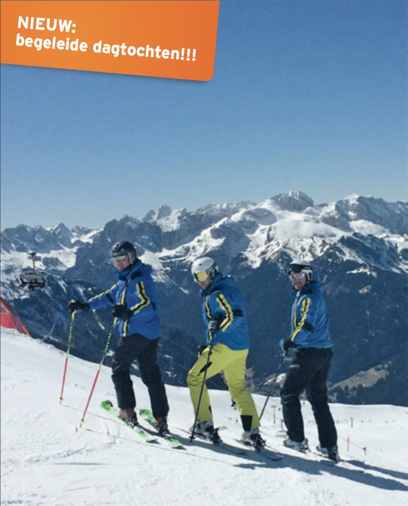 Dagtochten en Skilessen