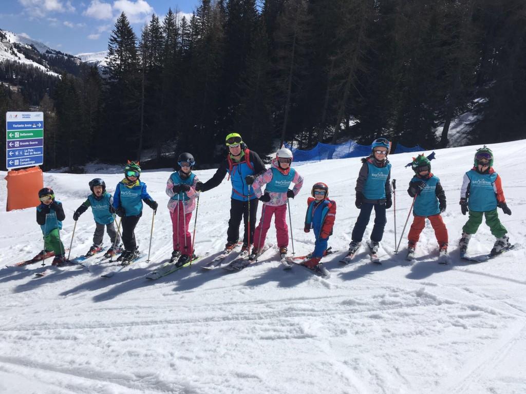 skivakantie schladming kinderen