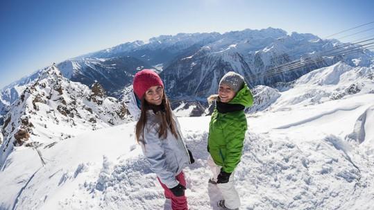 Pejo 3000 skigebied