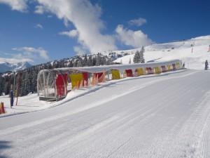skiën kinderen
