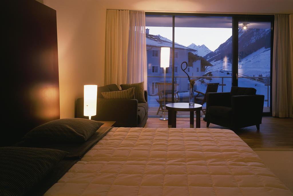 Hotel madlein in ischgl snowdream for Designhotel madlein ischgl