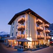 Skivakantie Livigno Hotel Angelica