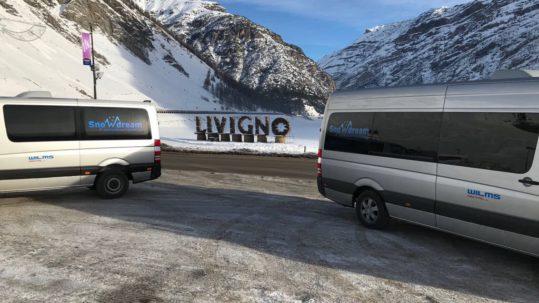 Livigno Shuttle met Snowdream Wintersportvakanties
