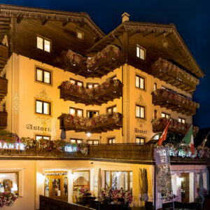 Skivakantie Hotel Astoria Livigno