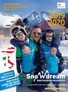 Cover Snowdream 2019-2020