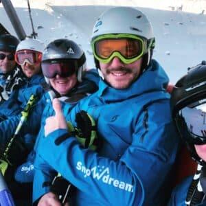 Snowdream skimonitoren